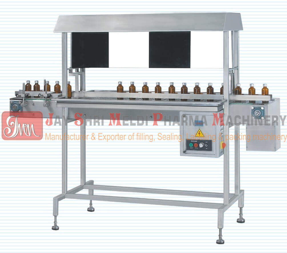 ONLINE VISUAL INSPECTION MACHINE