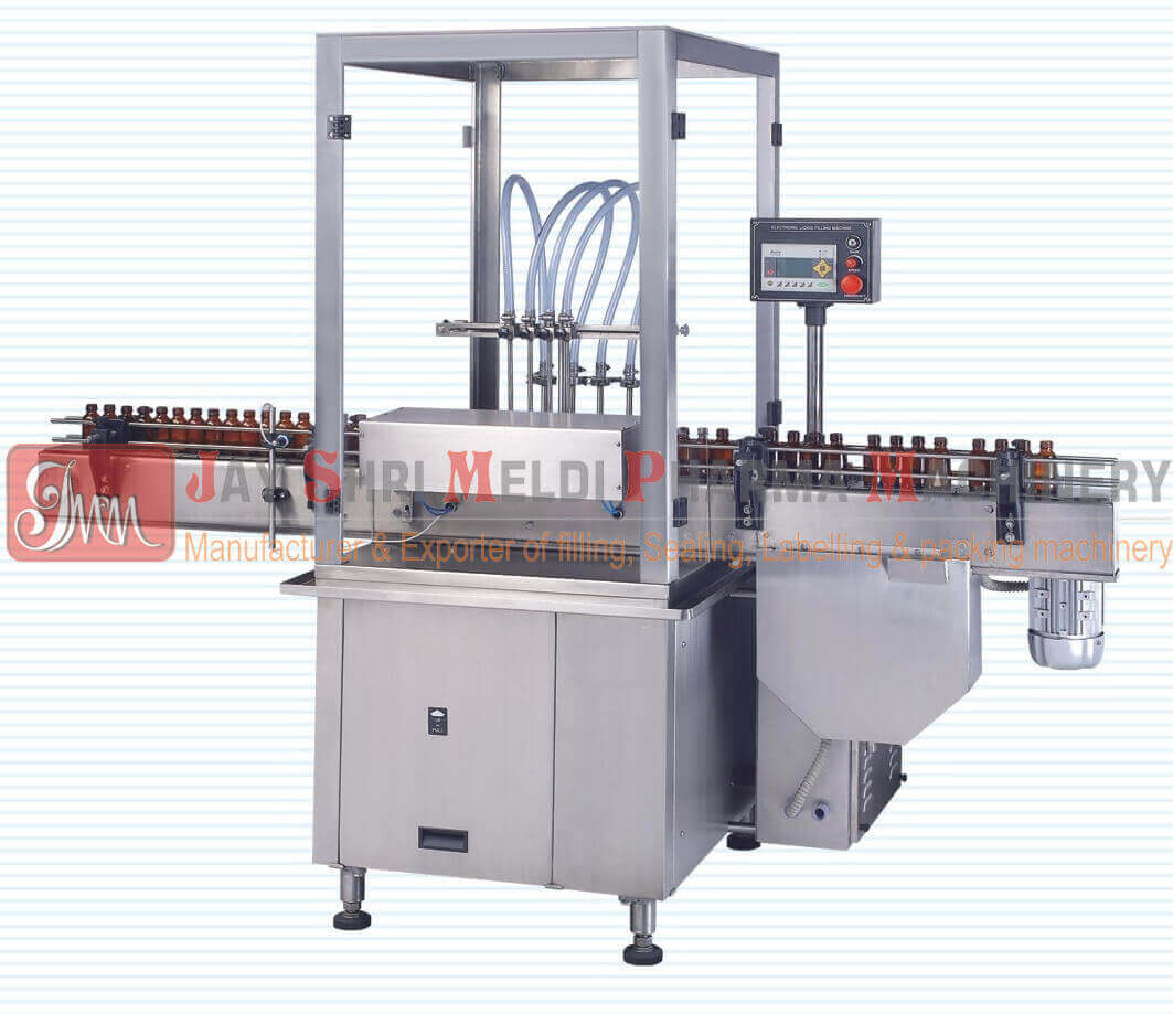 ELECTRONIC FILLING MACHINE